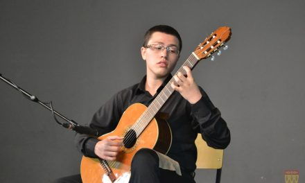Концерт на класична гитара на Димитар Ангелов