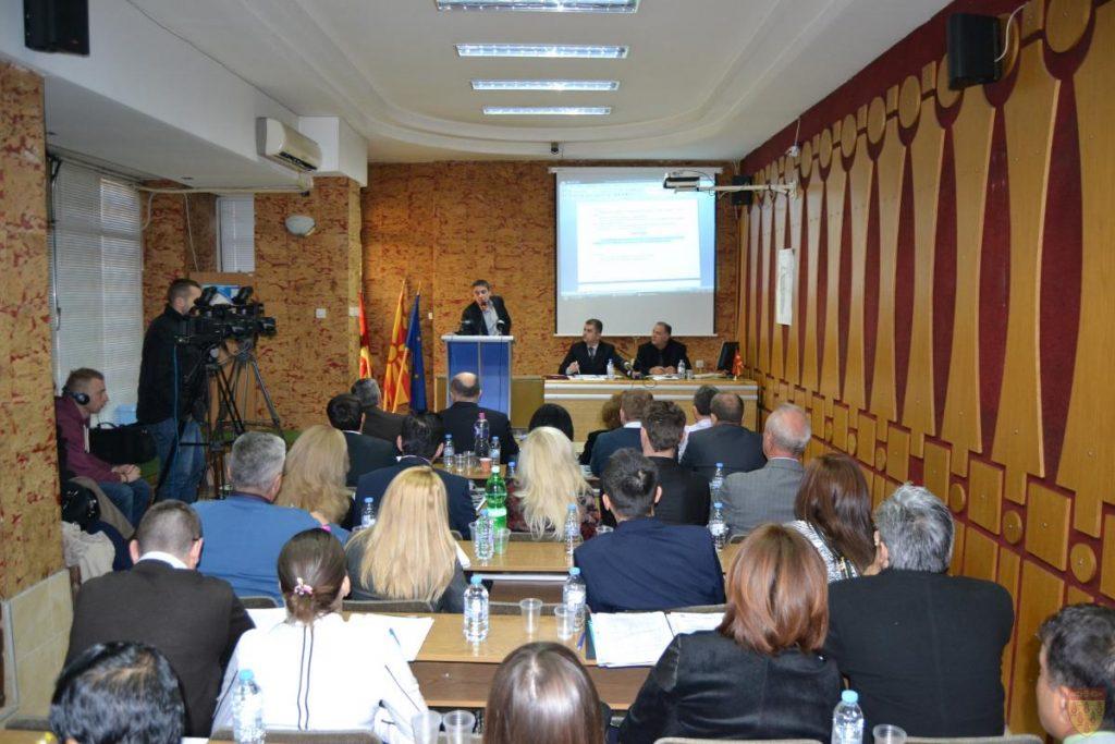 На 13 март – 30 седница на Советот на Општина Кочани