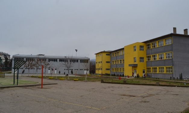"""Во ОУ """"Никола Карев"""" – промотивна кампања за проектот """"Зелени згради за заедничка зелена иднина"""""""