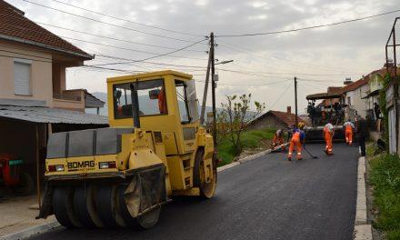 Завршува асфалтирањето на улиците со заемот од Светска банка