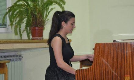 Концерт на ученици од Музичкото училиште од Штип