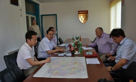 Кинеска компанија заинтересирана за инвестирање во Кочани