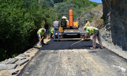 Се асфалтира улица во селото Нивичани