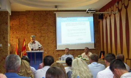 48 седница на Советот на Општина Кочани