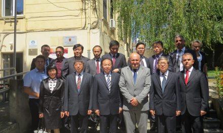 Делегација од кинескиот град Вуши во посета на Кочани