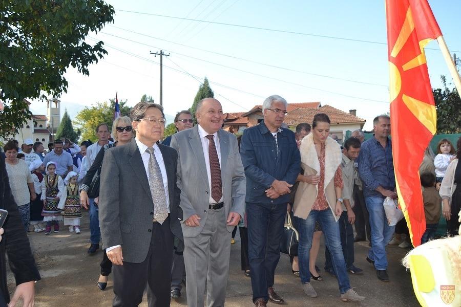 Министерот за земјоделство Михаил Цветков вети инвестиции во системите за наводнување