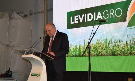 """Пуштена во употреба фабриката за преработка на ориз """"Левидиагро"""""""