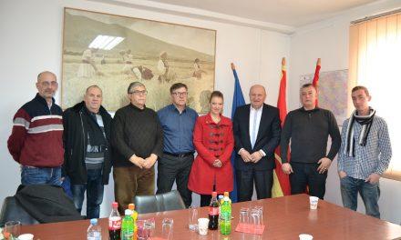 Традиционална предновогодишна средба на градоначалникот со новинарите
