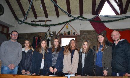 Ученици од збратимената општина Крижевци зимуваат на Пониква