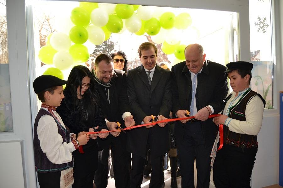 Отворена детската градинка во Оризари