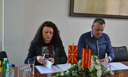 Потпишан договорот за реновирање на Подрачното училиште во Горни Подлог