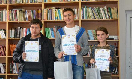 "Стеван Богданов – победник на општинскиот натпревар ""Млади библиотекари"""