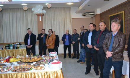Предновогодишна средба на градоначалникот Димитровски со бизнис-секторот