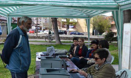 Фондот за пензиско и инвалидско осигурување организираше отворен ден за граѓаните на Кочани