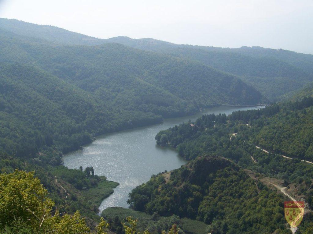 Документација околу изградбата на малата хидроцентрала на Мала Река