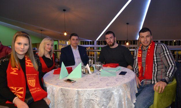 Вечерва – Избор на спортист на Кочани за 2017 година