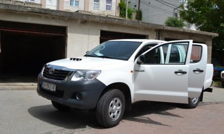 Ново противпожарно возило за ТППЕ – Кочани