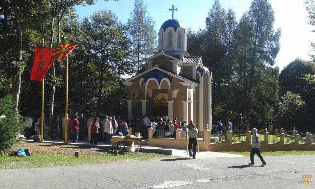 "Црквата ""Свети Климен Охридски"" – нов сакрален објект на Осоговските Планини"