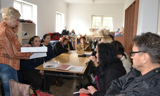 Завршна средба на учесниците од проектот Општинско корисна работа