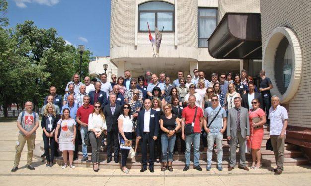 Одржана конференција C-Count од 4ти до 6ти мај во Књажевац, Република Србија