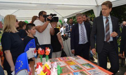 Во Кочани – одбележан 9 Мај, Денот на Европската Унија