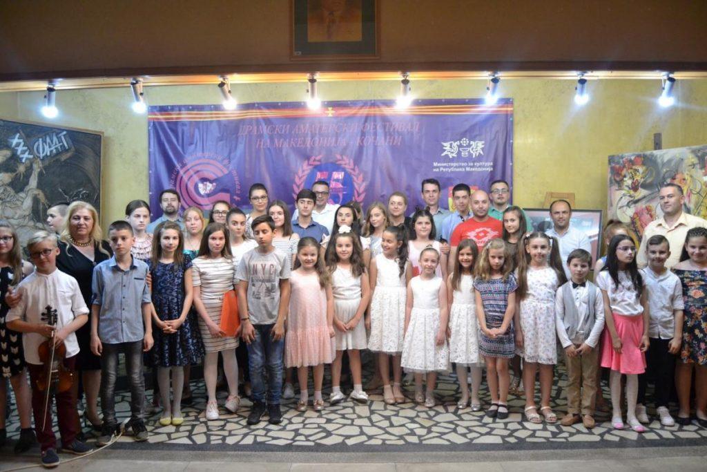 """Концерт на наградени ученици од Музичкото училиште """"Ристо Јуруков"""""""