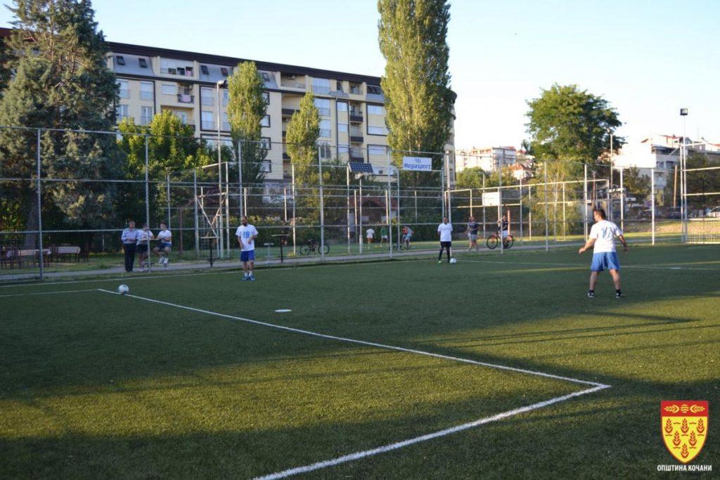 Вечерва се играат првите осминафинални натпревари од Петровденскиот турнир во мал фудбал