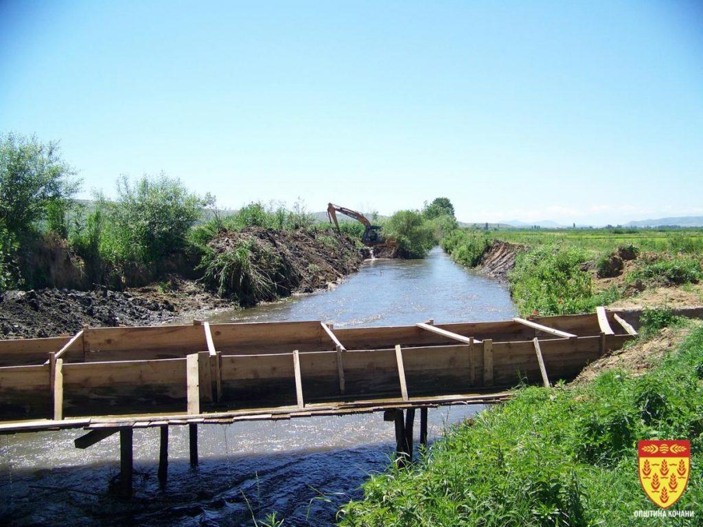 Општина Кочани аплицира за изградба на фекален колектор во Тркање и за регулација на коритото на Трканска Река