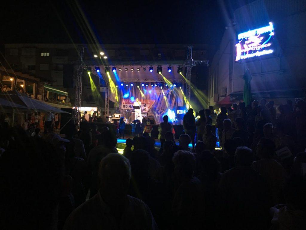 Со граѓанска прослава во Кочани – одбележан првиот чекор кон членството на Македонија во НАТО