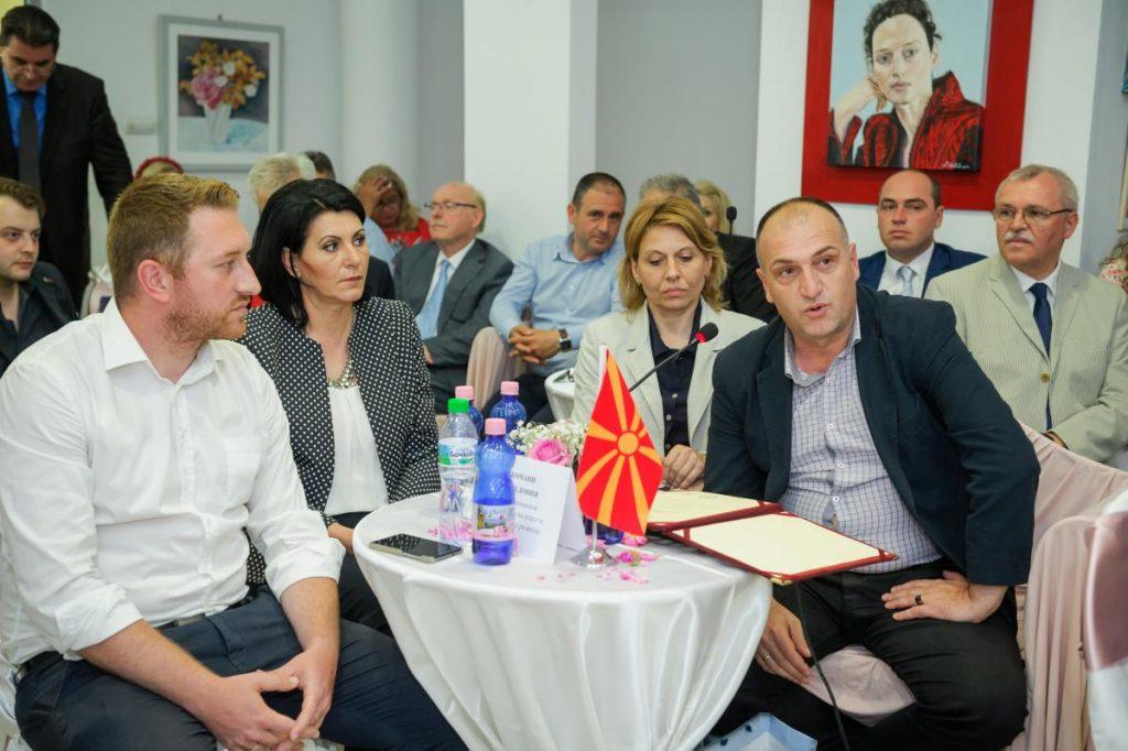 Делегација од Општина Кочани во посета на Казанлак