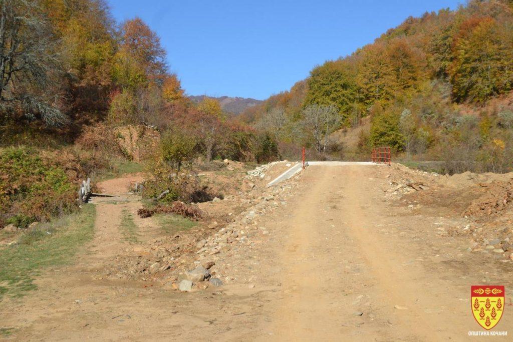 Пет милиони денари за изградба на патот од Крушка кон Полаки