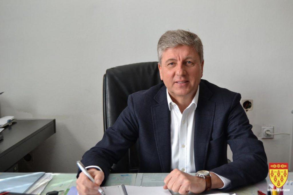 Честитка по повод Рамазан Бајрам од градоначалникот на Кочани, Николчо Илијев