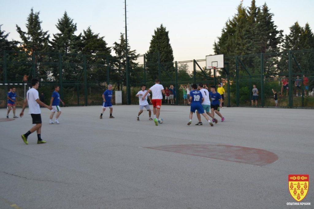 """Започна """"Петровденскиот турнир во мал фудбал"""""""