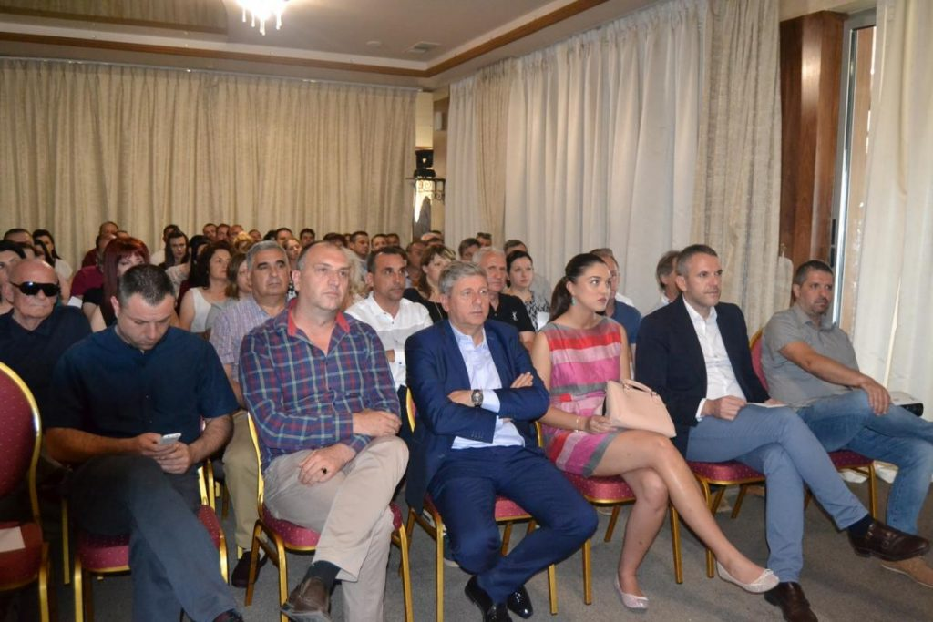 Се одржа втората работилница за подготовка на Стратегијата за развој на Кочани
