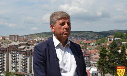 Честитка од градоначалникот на Општина Кочани, Николчо Илијев, по повод празникот Курбан Бајрам