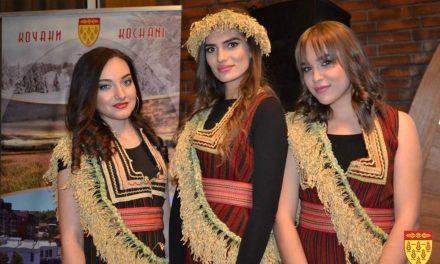 Марија Симеонова – жетварска убавица за 2018 година