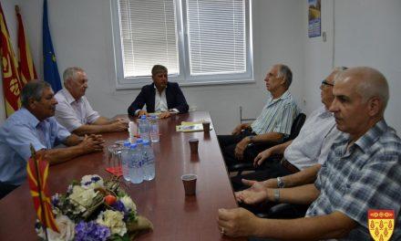 74 години од ослободувањето на Кочани: Свежо цвеќе и почит за паднатите борци за слобода