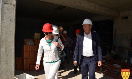 Пречистителната станица за отпадни води во Кочани е во завршна фаза