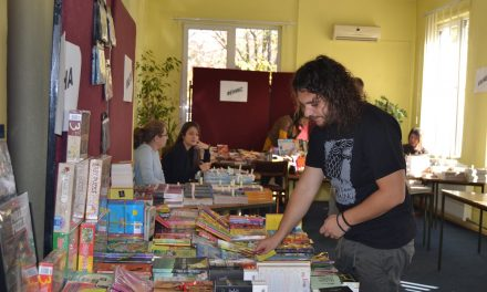 Започна Саемот на книгата во Кочани