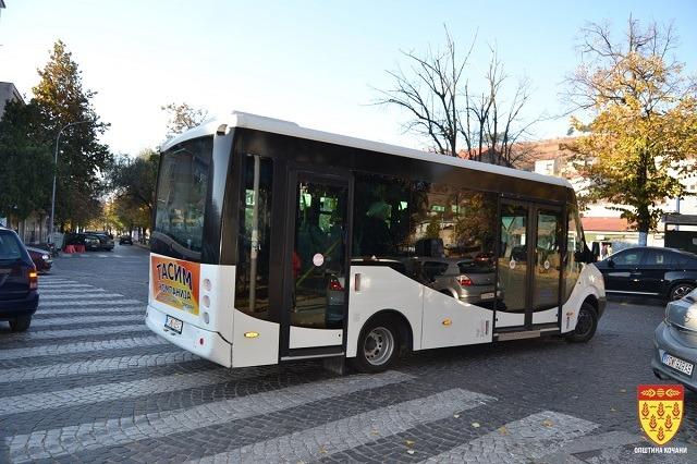 Започна јавниот превоз на патници во Кочани