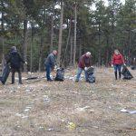 Акција на општинската администрација за расчистување на дивите депонии