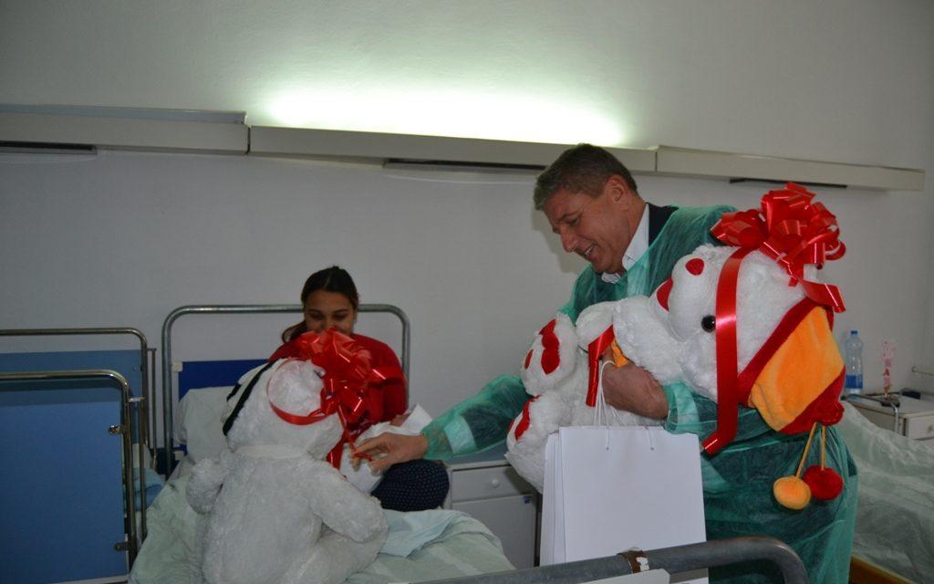 На 1 јануари во Кочани – две породувања