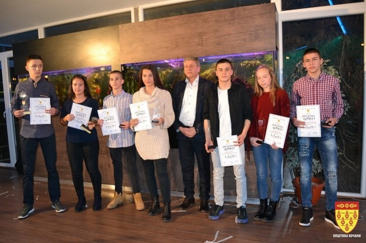 Повик до спортистите и спортските клубови за учество во Изборот на спортист на Кочани за 2018 година