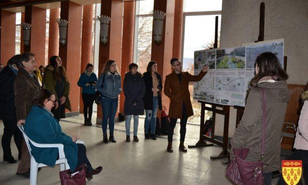 Урбанистичкото обликување на Кочани во стратегии на студентите од Архитектонскиот факултет во Скопје