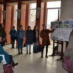 Урбанистичкото обликување на Кочани со стратегии на студентите од Архитектонскиот факултет во Скопје