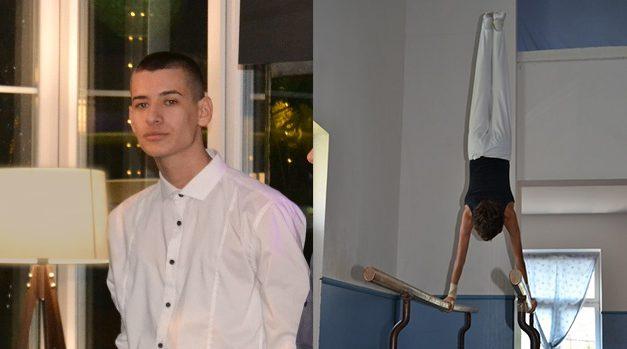 Гимнастичарот Стојан Анастасов ја доби стипендијата за спортист-спортска надеж  на Кочани