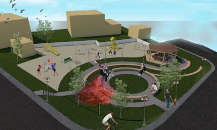 Нови детски игралишта на повеќе локации во Кочани