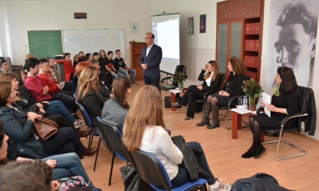 По повод 8 Март – дебата за родовата еднаквост со кочанските средношколци