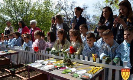 Во кочанската детска градинка започна практична едукација на најмладите за органско производство