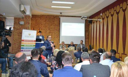 Нацрт-текстот од Стратегијата за едно општество и интеркултурализам претставен во Кочани